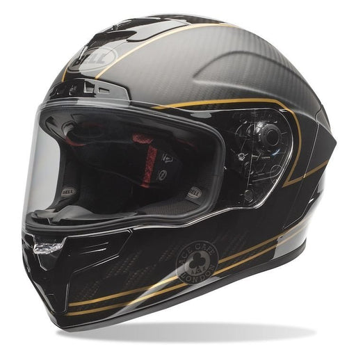 Casco Bell Race Star Cafe Speed