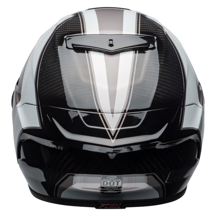 Casco Bell Race Star Sector Titanium