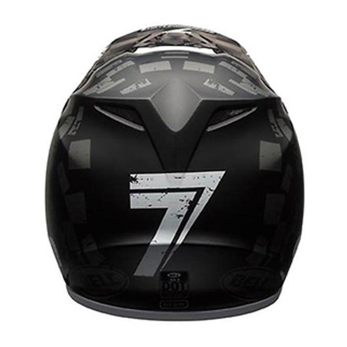 Casco Bell Mx-9 Seven Mips Checkmate