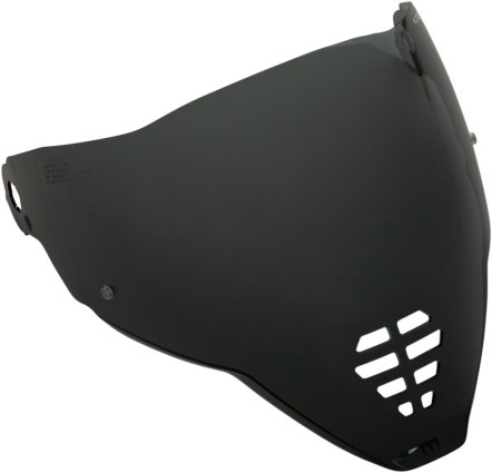 Visor Icon Dark Smoke para Airflite / Fliteshield (Pinlock) all2bikes