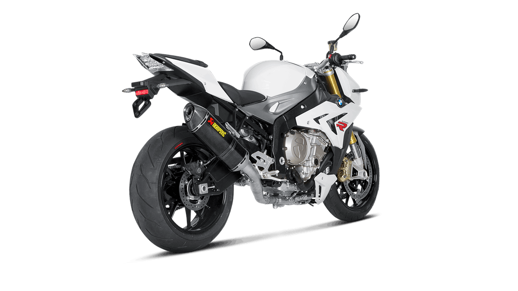 Escape Akrapovic Full System BMW S1000 R 2014-2016 all2bikes