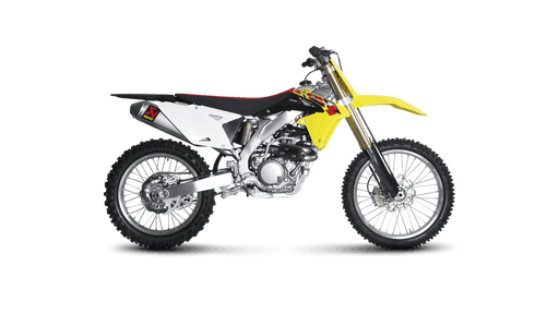 Escape Akrapovic Full System Suzuki RM-Z 450 2010-2017 all2bikes
