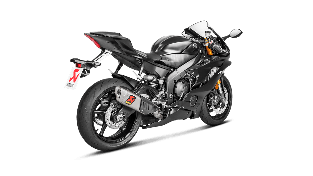 Escape Akrapovic Full System Yamaha R6 2019 all2bikes
