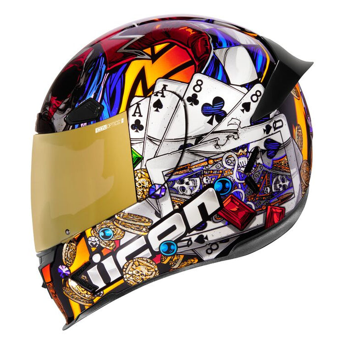 Casco Icon Airframe Pro Lucky Lid 3 all2bikes