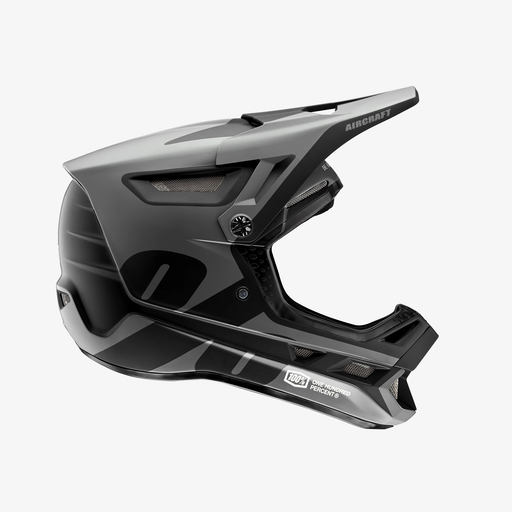 Casco 100% Aircraft Composite LTD Black
