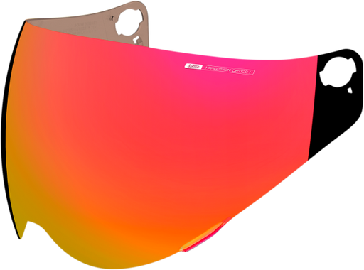 Visor Icon Red para Variant all2bikes