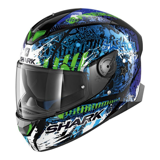 Casco Shark Skwal 2 Switch Riders all2bikes