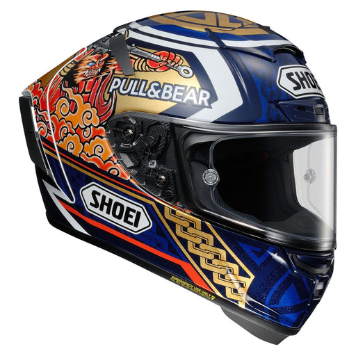 Casco Shoei X-14  Marquez Motegi 3 all2bikes