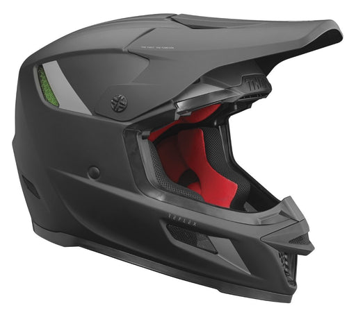 Casco Thor Reflex Blackout