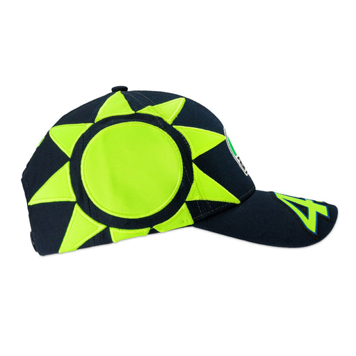 Gorra VR46 Casco Sole Luna all2bikes