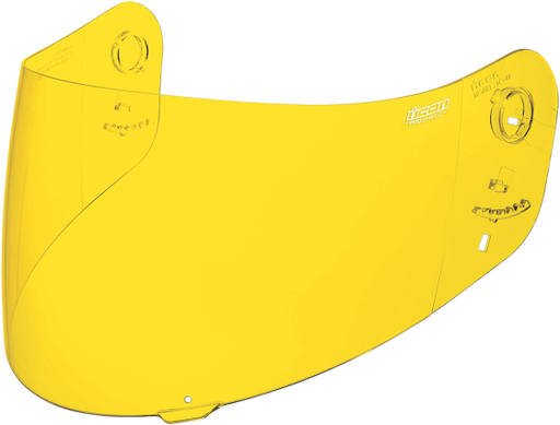 Visor Icon Yellow para Alliance GT / Alliance / Proshield all2bikes