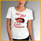 T-shirt femme RED HOT CHILI PEPPERS
