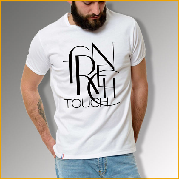 T-shirt homme FRENCH TOUCH