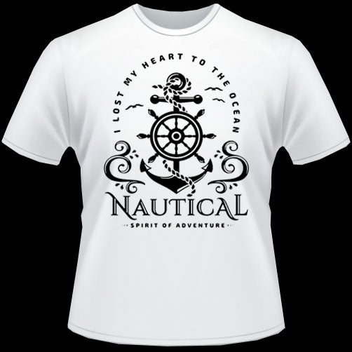 T-shirt homme NAUTICAL