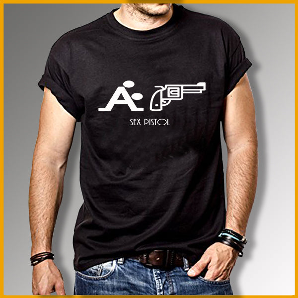 T-shirt homme SEX PISTOL