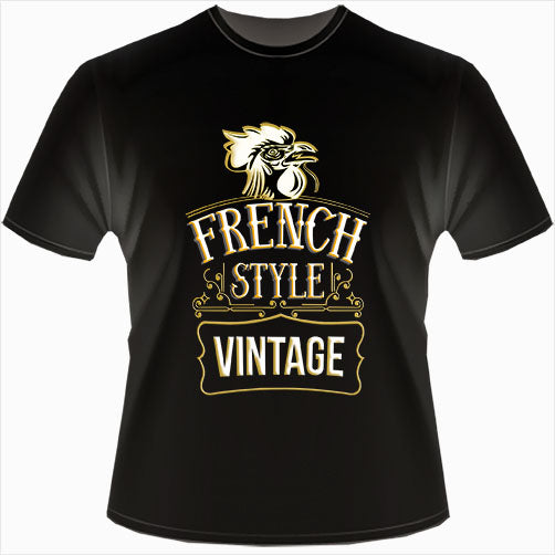 T-shirt homme FRENCH STYLE