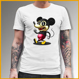 T-shirt homme MICKEY MOUSE DESTROY