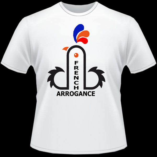 T-shirt French Arrogance