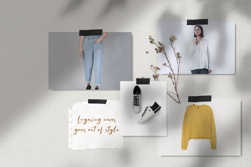 Style you white shirt in 5 ways