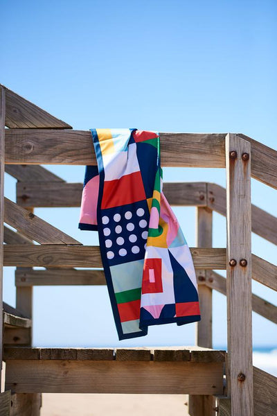 Flags picnic Mat by Project 10