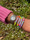 HOPE Fluro Stretch Bracelet