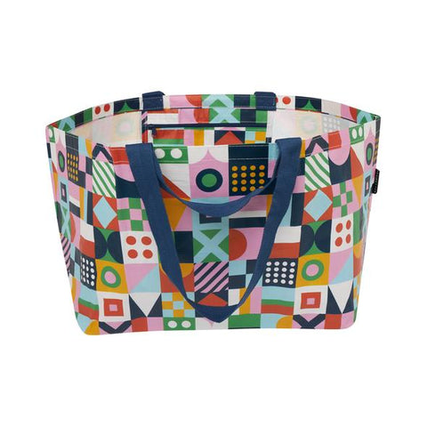 Flags Oversized Tote by Project 10