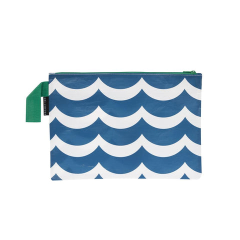 Wave Zip Pouch by Project 10