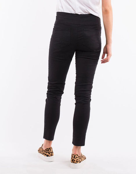 Elm Mabel Drill Legging Black