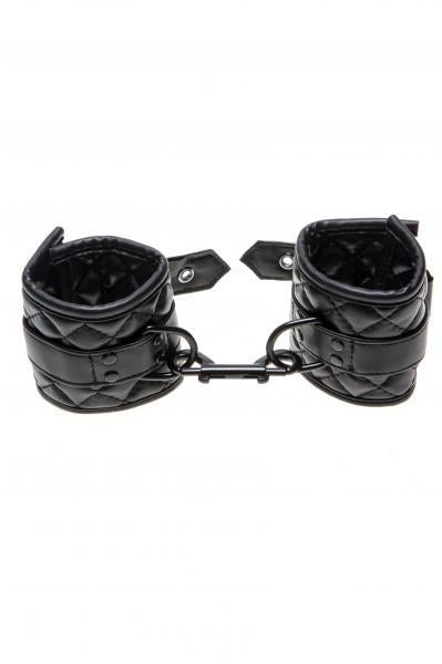 X-Play Wrist Cuffs Black