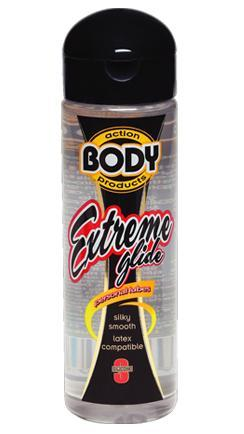 Body Action Xtreme Silicone Lube - 2.3 oz