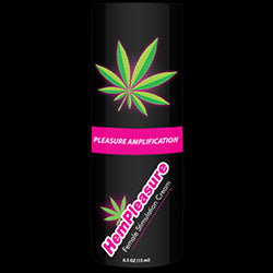 Hempleasure For Women Arousal Cream .5oz