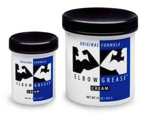 Elbow Grease Original Cream Lubricant 15 ounces Jar