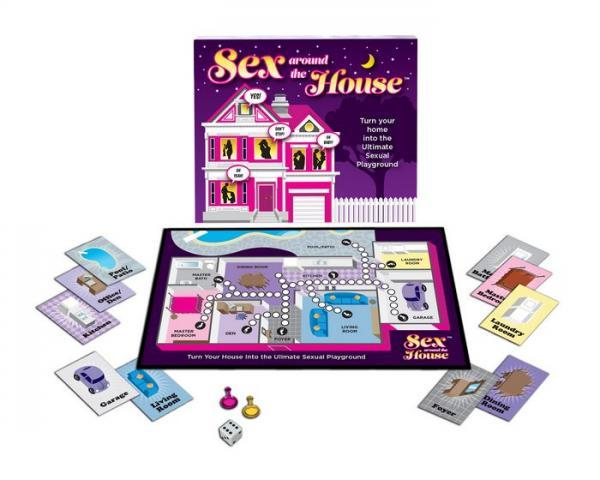Sex Around The House Game 2