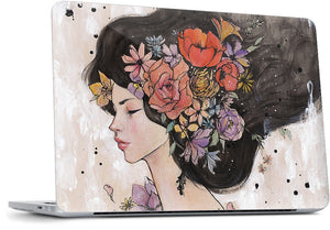 Bloom MacBook Skin
