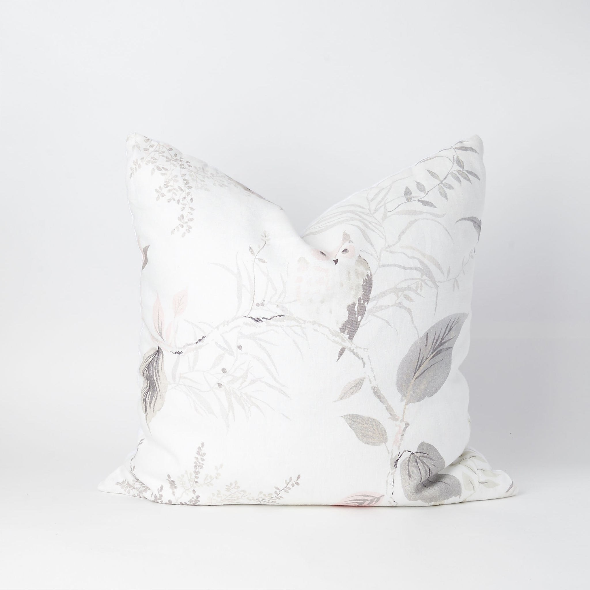 Floral Square Pillow