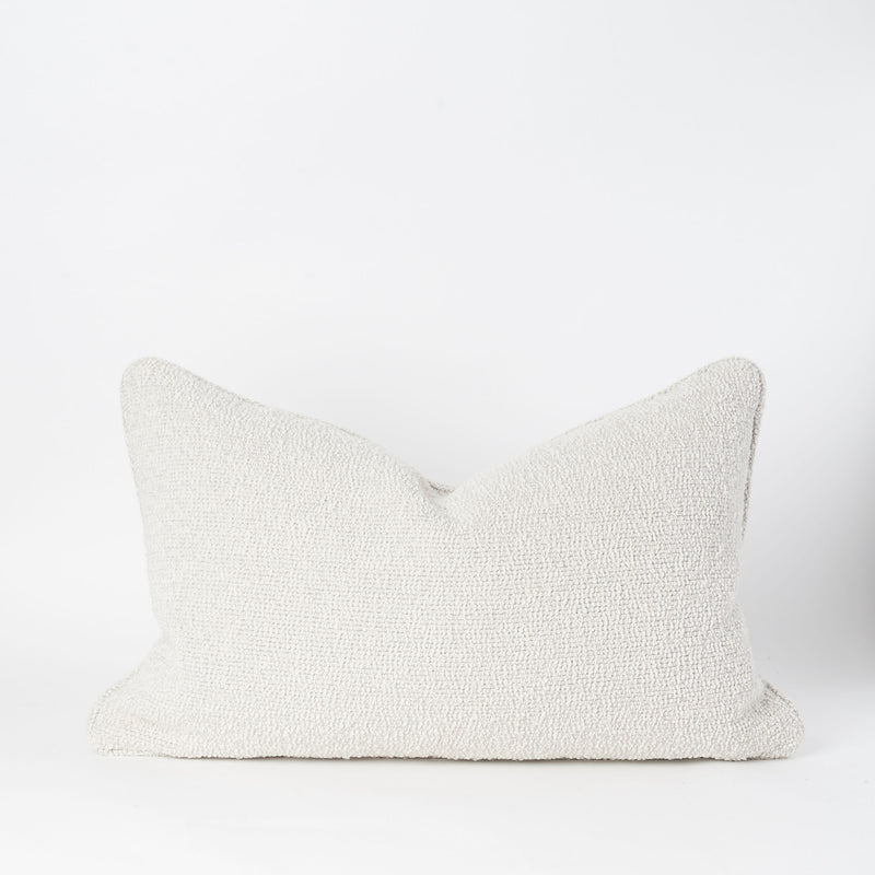 Wool Lumbar Pillow