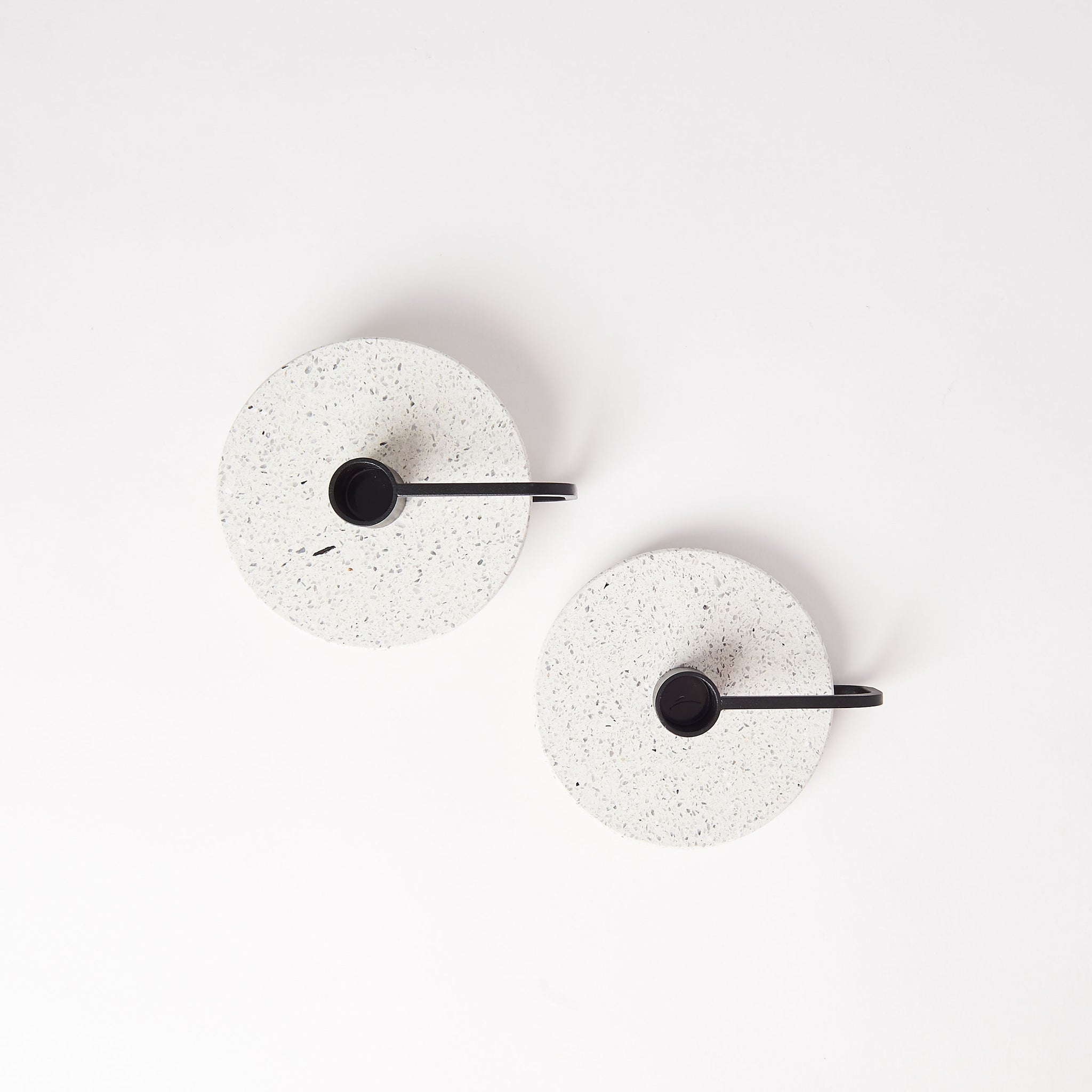 Terrazzo Candle Stick Holders (Set of 2)