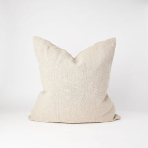 Neutral Square Pillow