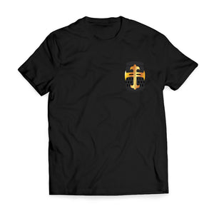 Dark Helmet Foil Pocket Tee
