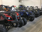 125cc ATV 4-Wheeler Utility 7in Wheels