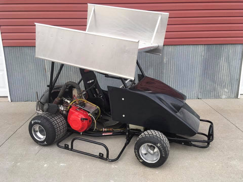Race Ready Legend Matrix Outlaw Kart