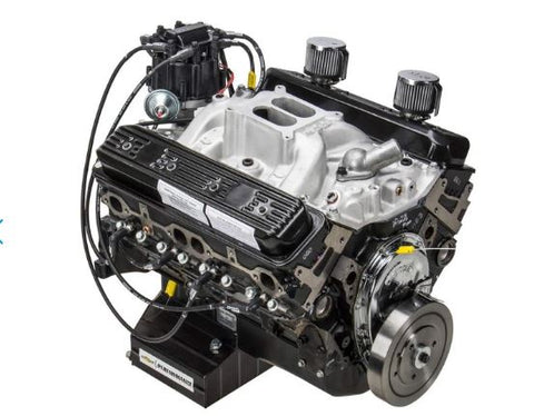 Dressed GM 88869602 CT350 IMCA-Sealed 602 Crate Engine, Dynoed