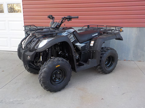 250cc ATV Canyon