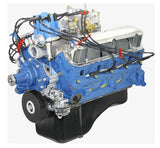BluePrint BP3023CTC Dressed Crate Engine, Ford 302, 235 HP