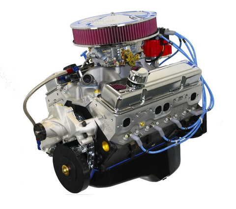 BluePrint Engines BP38313CTC1D Dressed Crate Engine, Chevy 383