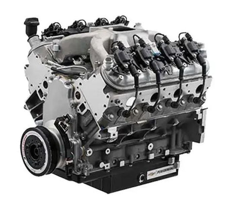 JF2 Racing GM LS Circle Track Crate Engine, CT525 Dynoed
