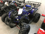 125cc ATV 4-Wheelers Utility 8in Wheels