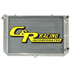C&R Radiator 500cc (crossflow)