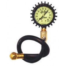 Longacre Tire Gauge 0-30 PSI