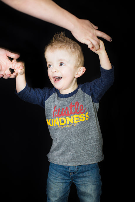Why we will never stop Hustling Kindness…